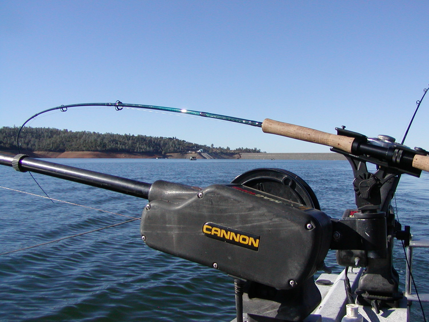 SIZE DOES MATTER!! Summer trolling for King Salmon on Lake