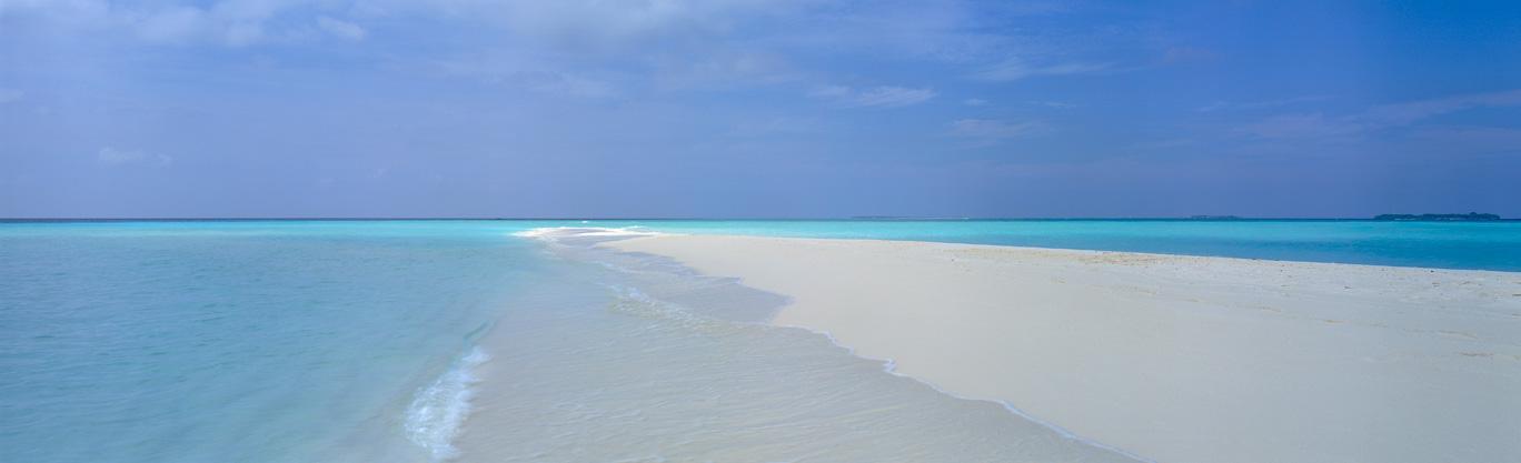 Sandbar : Maldives
