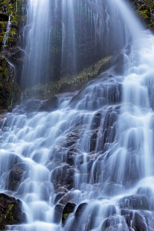 Cascading Falls : Argentina