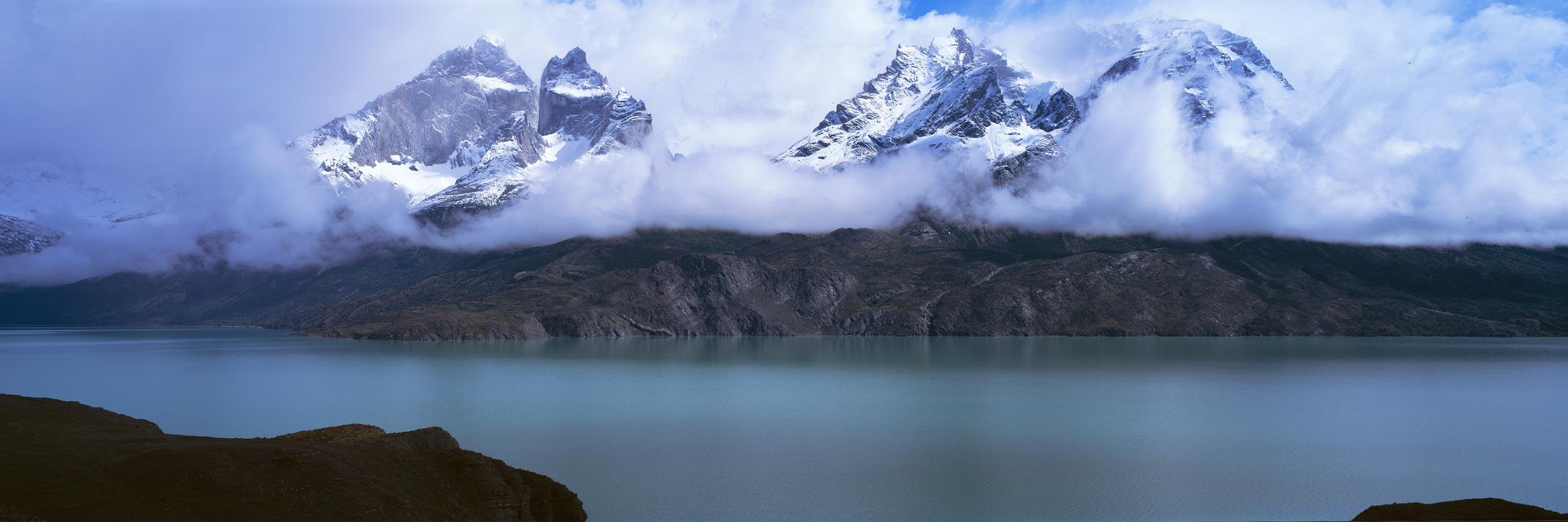 Lago de Patagonia : Chile
