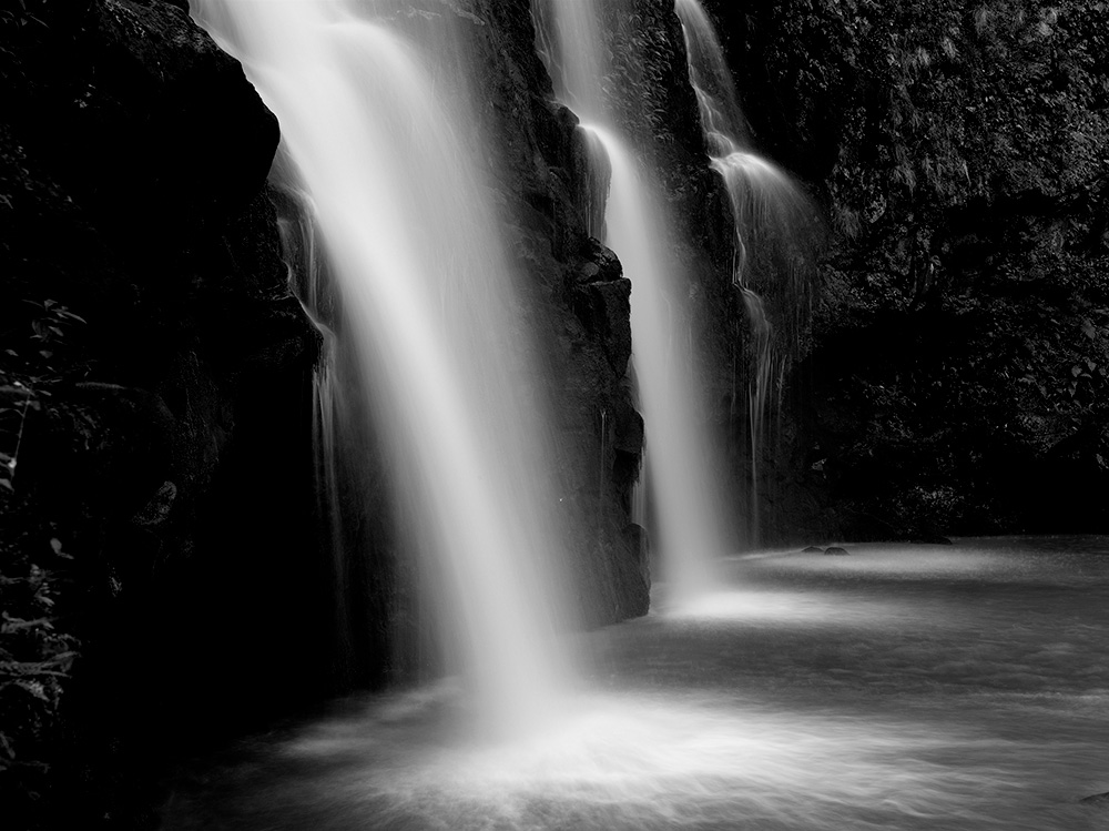 Upper Waikani Falls, Maui 2013
