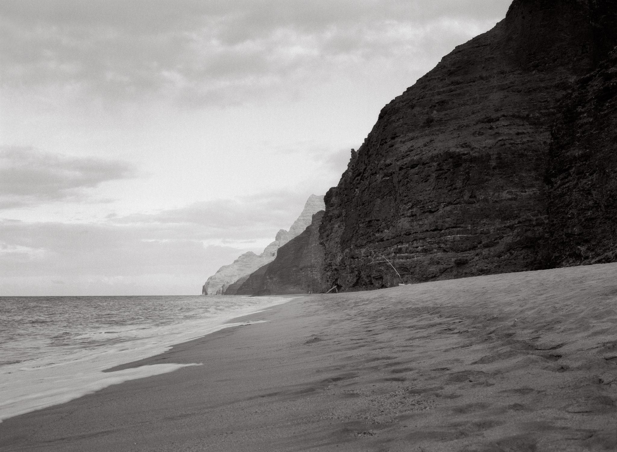 Copy of Kalalau shores, Kauai 2013