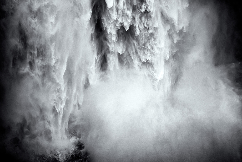 Copy of Snoqualmie Falls up close, Washington 2015