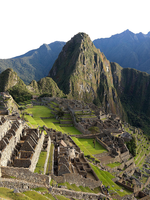 Machu Picchu, Peru 2012