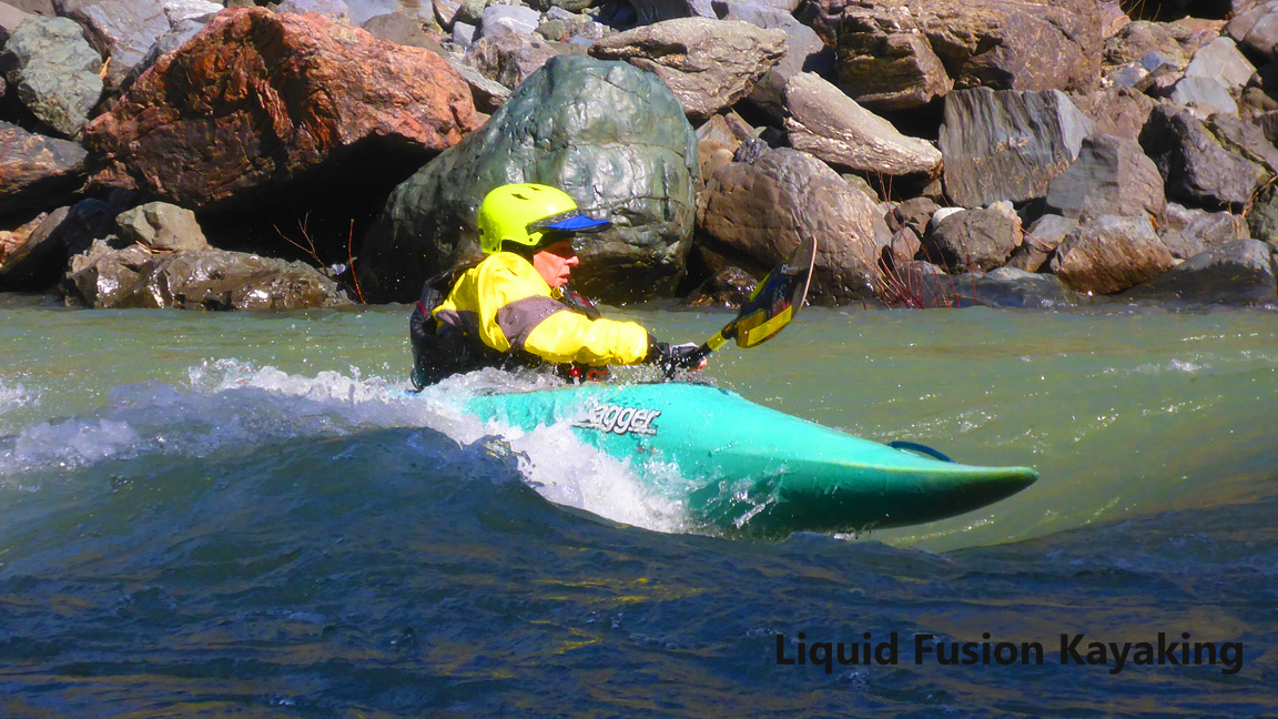 Whitewater Kayaking on the Eel River