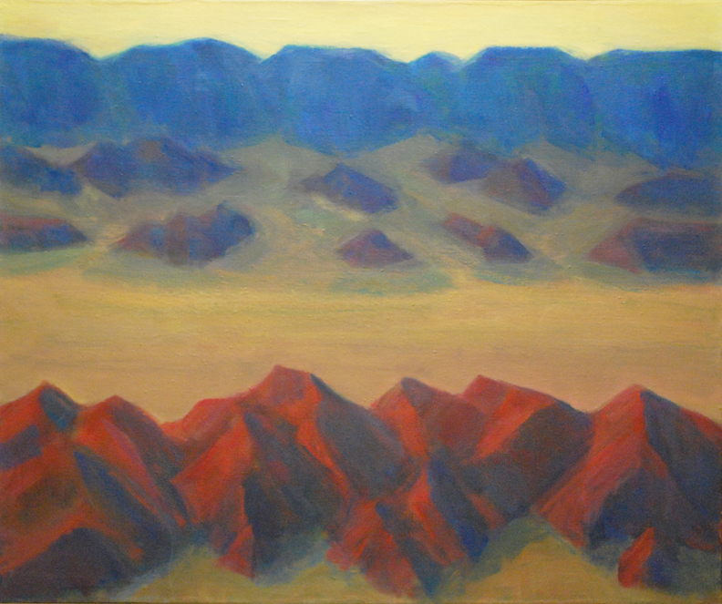 134. Isolated Hills and Dissected Upland  40 x 48.web.jpg