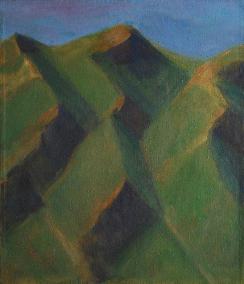 143. Sage and Grass on Nevada Hills  32 x 28.web.jpg