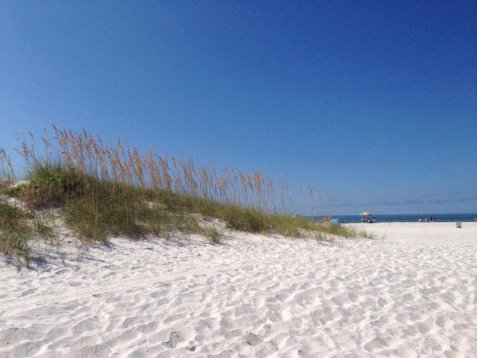 clearwater beach!
