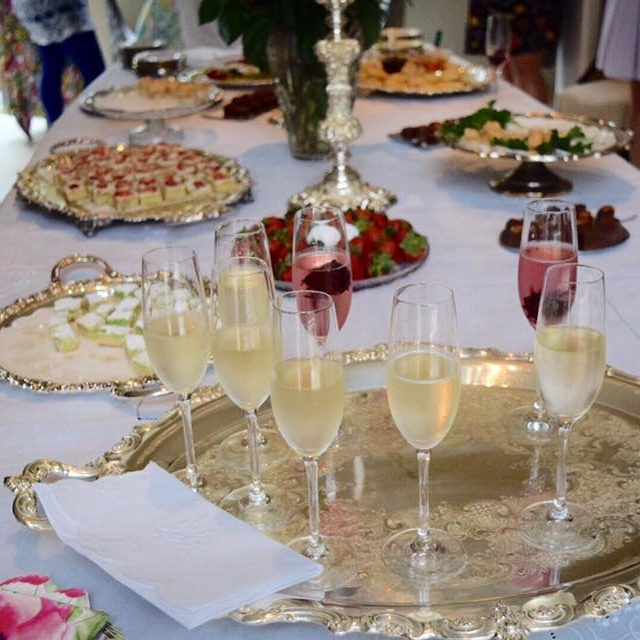 provisional tea party -