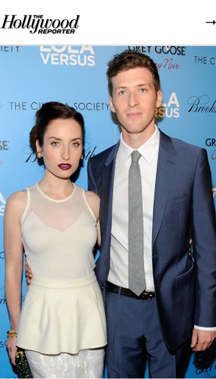 APR 27, 2018   Zoe Lister-Jones to Star in Political Thriller 'Food' (Exclusive)