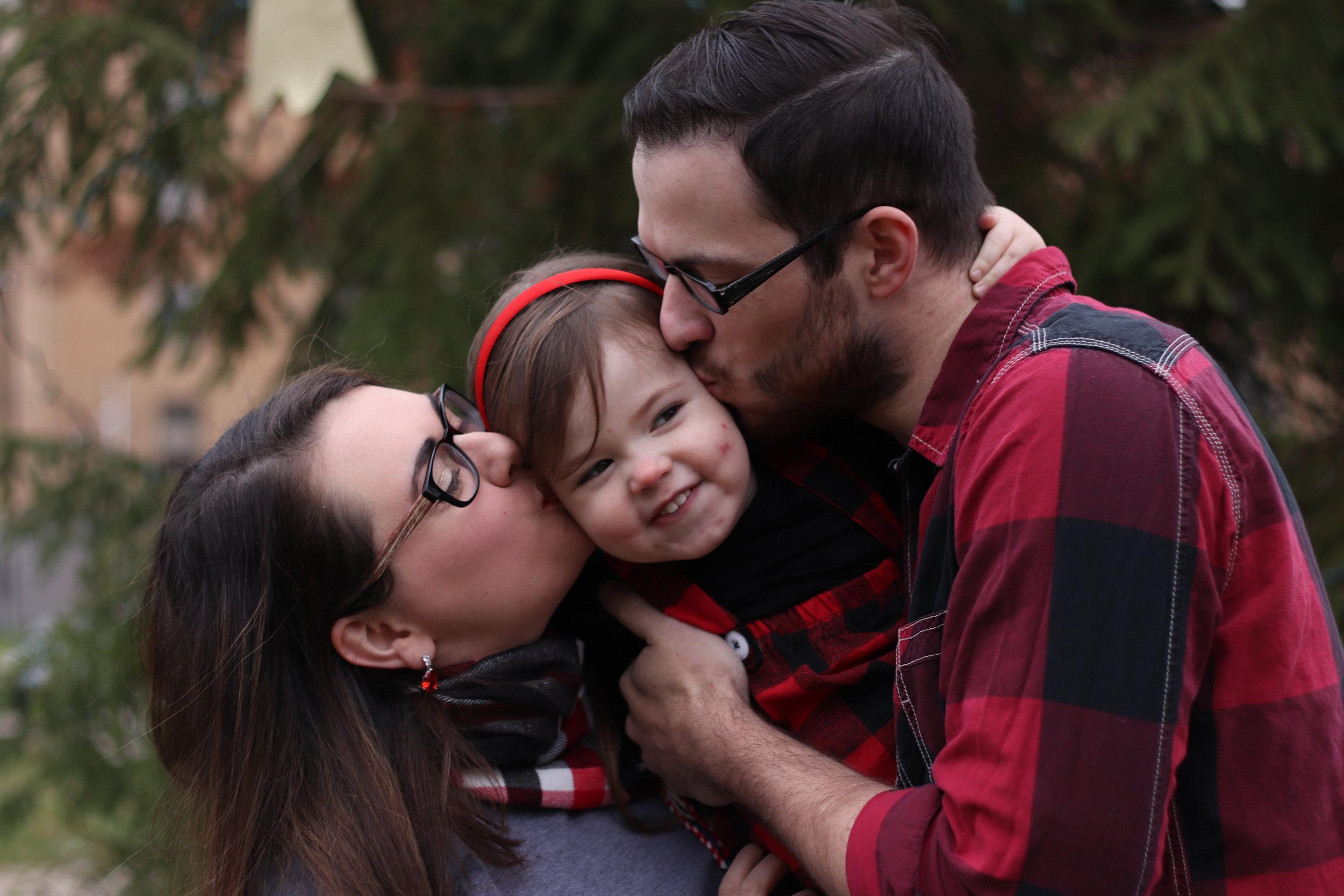 Family Photos, November 2018