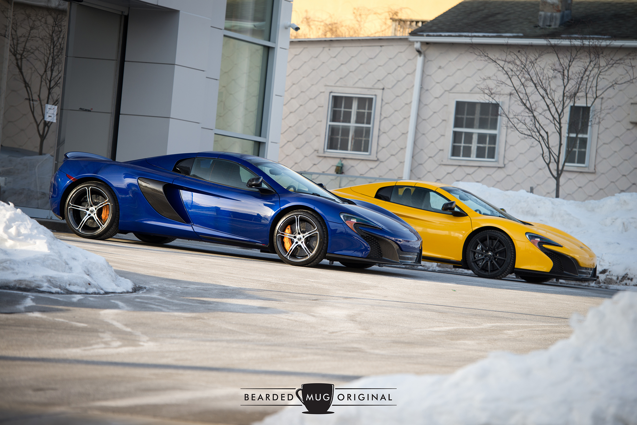 Aurora blue is a surefire way to make an impact with the 650S without needing to clock the onlooker over the head with Volcano yellow.
