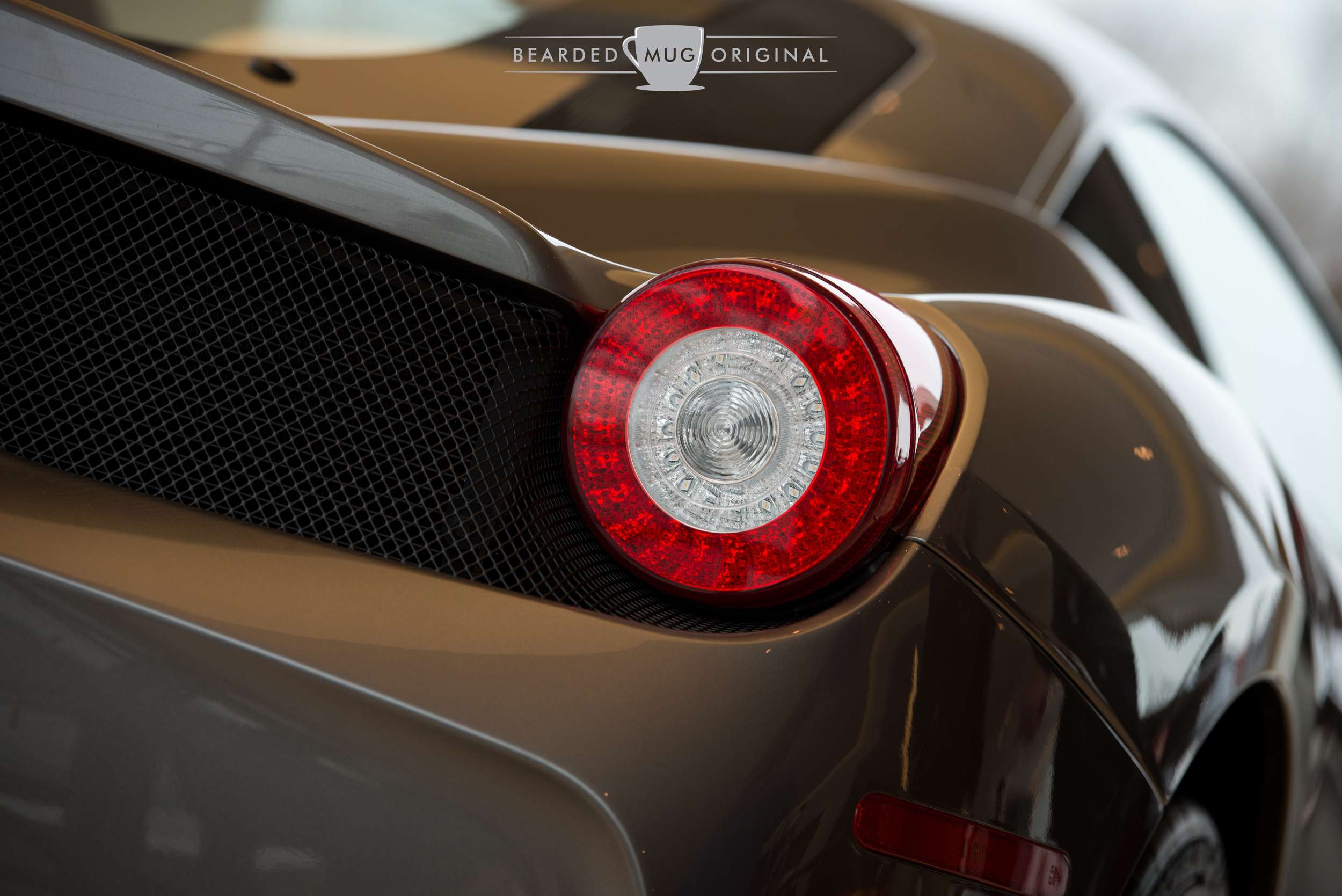 The Speciale is the curviest of the 458 derivatives.