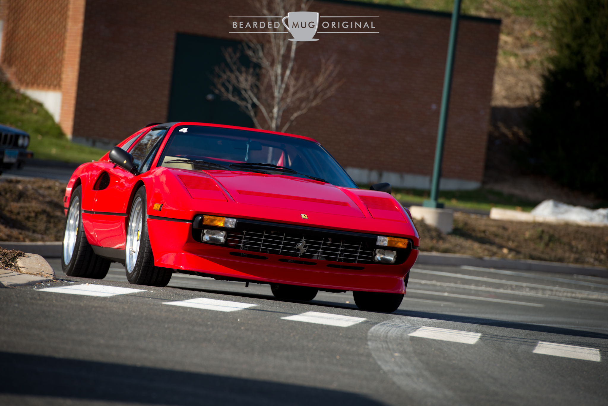 This is the cleanest 308 GTS that I have ever seen, evidenced by the multiple awards that the owner has taken home.