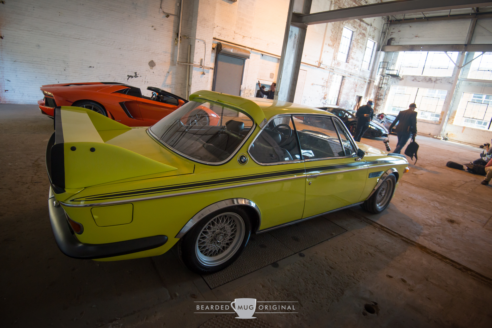 It is in my humble opinion that this BMW 3.0 CSL should have had a better seat at the proverbial table, maybe even usurping the head from the Huracán LP 580-2.