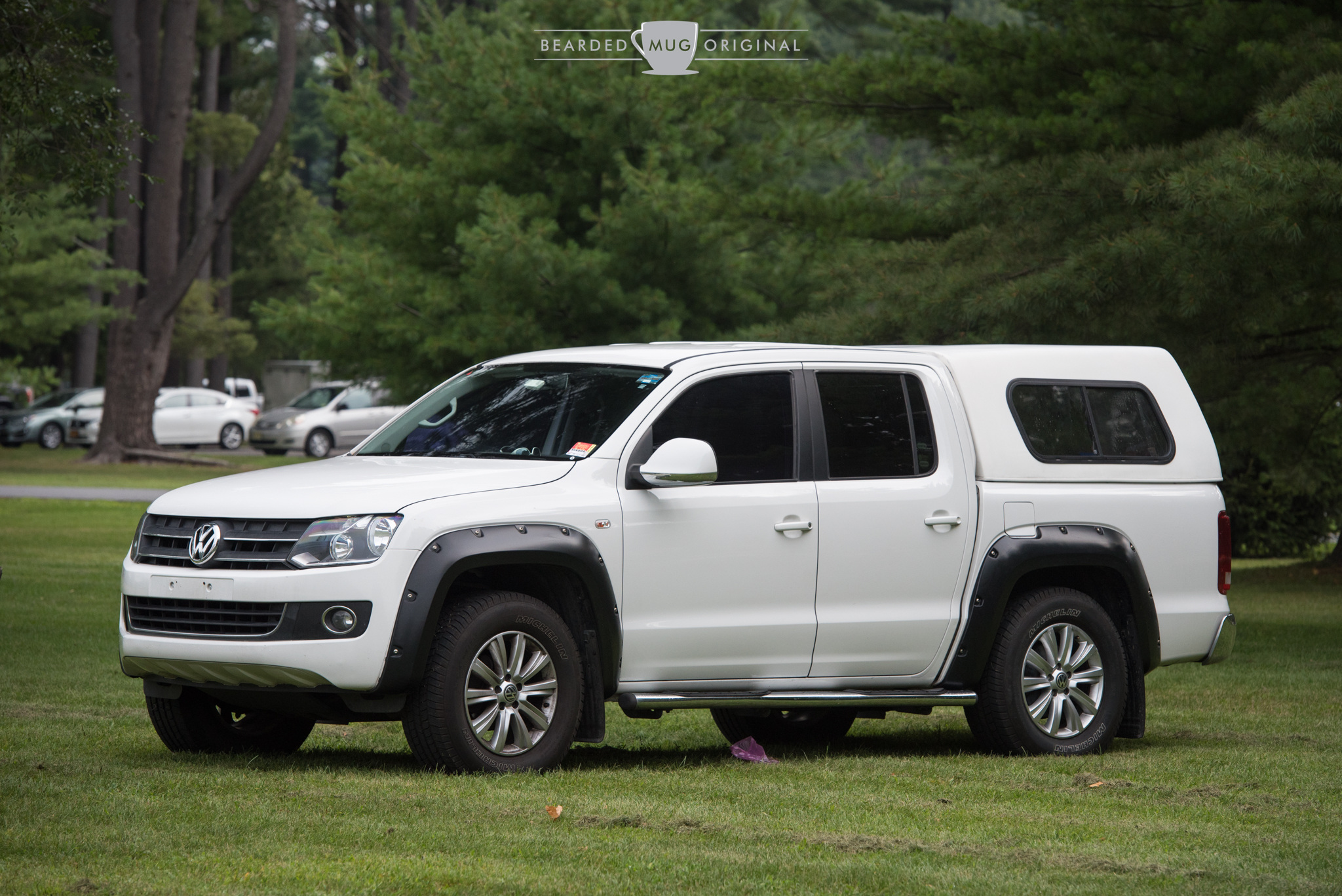 This eye-catching Amarok hauled its way into my heart.