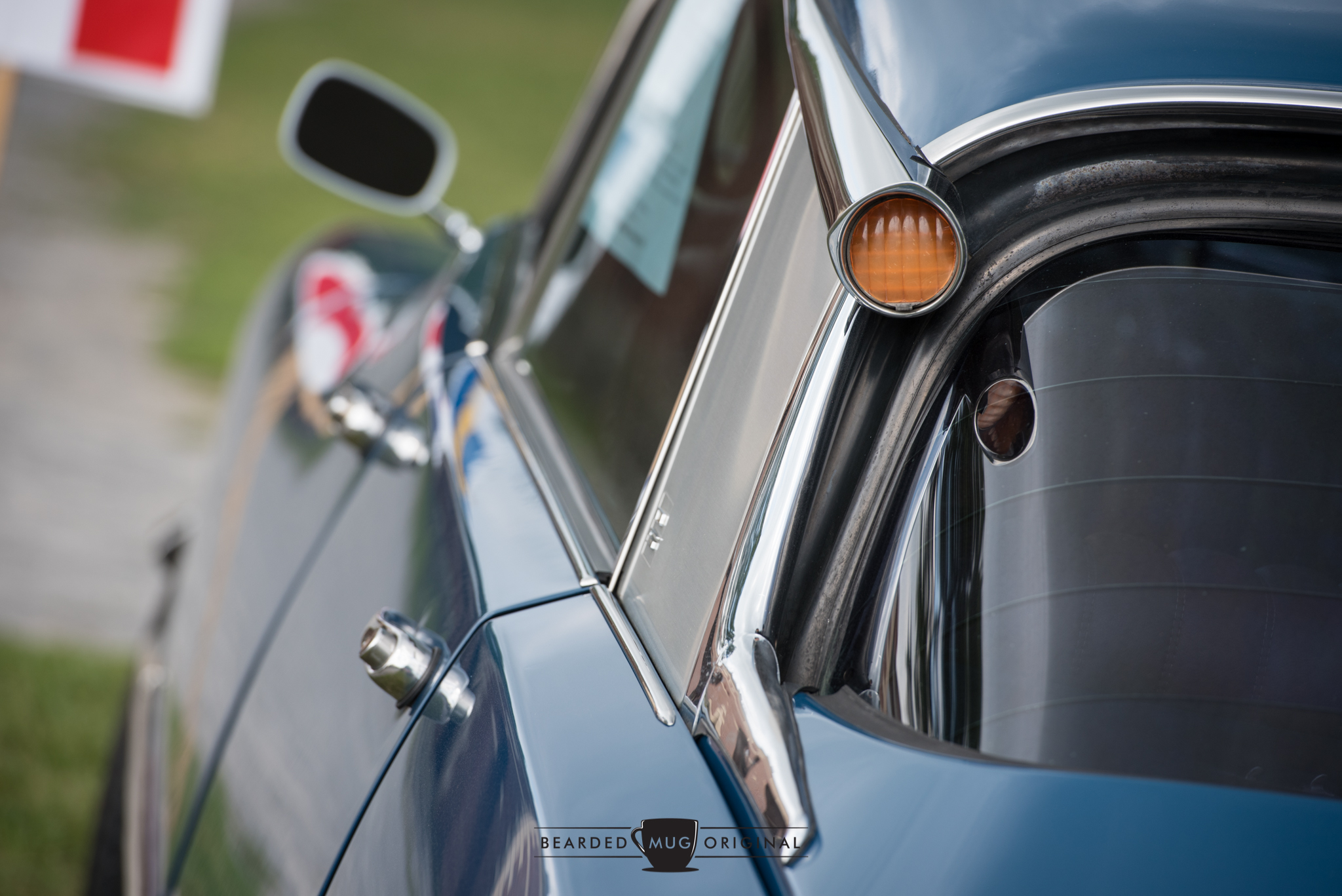 When it comes to details, there's no shortage of them on this 1969 Citroën DS21.
