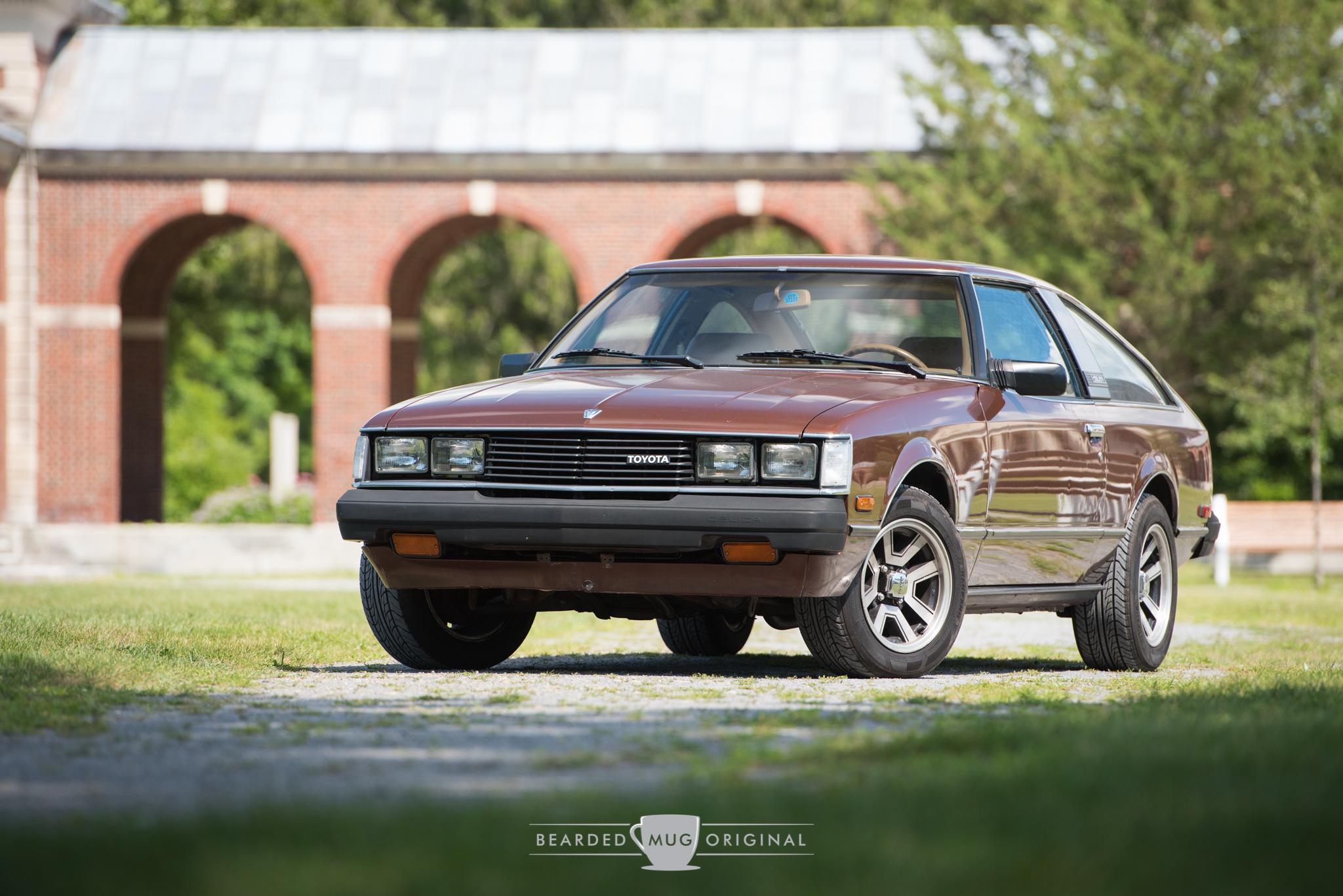 My 1981 Toyota Celica GT liftback made the trip to Saratoga Springs a breeze.