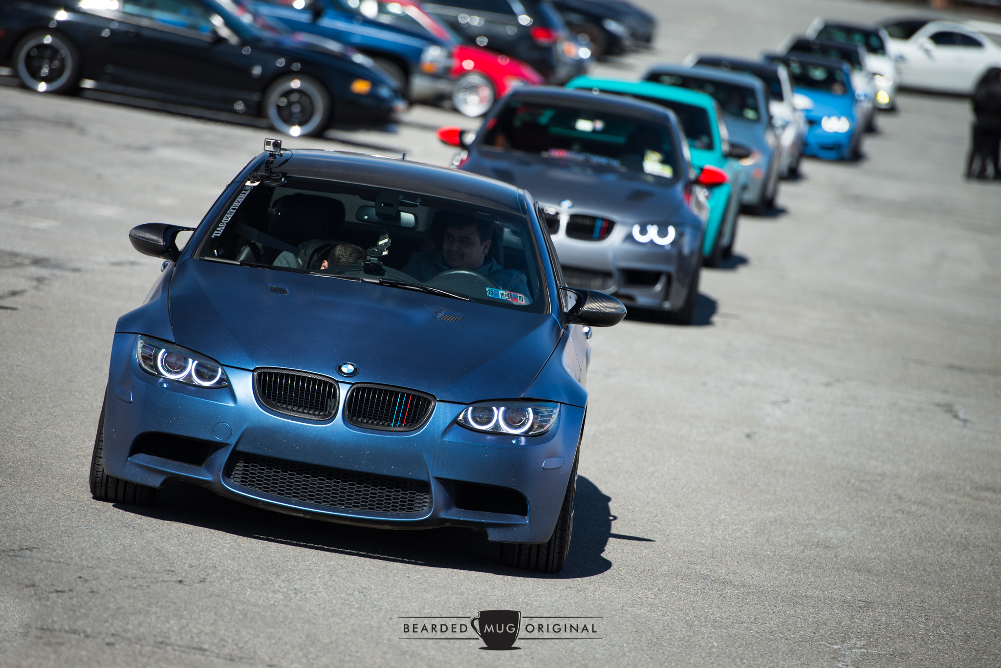 Although I didn't attend the 2016 Season Opener, Bergen Cars & Caffe's 2015 event was highly memorable.