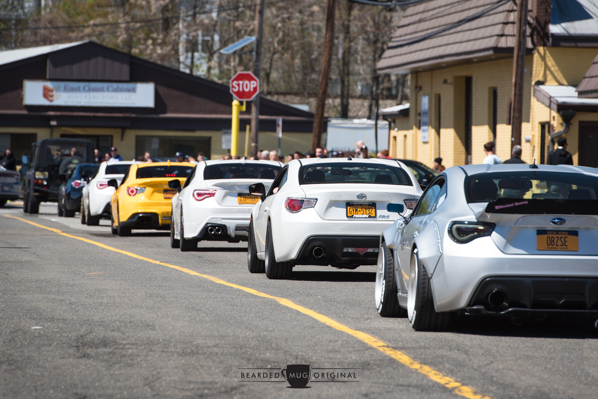 C&Cs are great ways for groups of like-minded folks to gather together, such as these FR-S/BRZ owners.