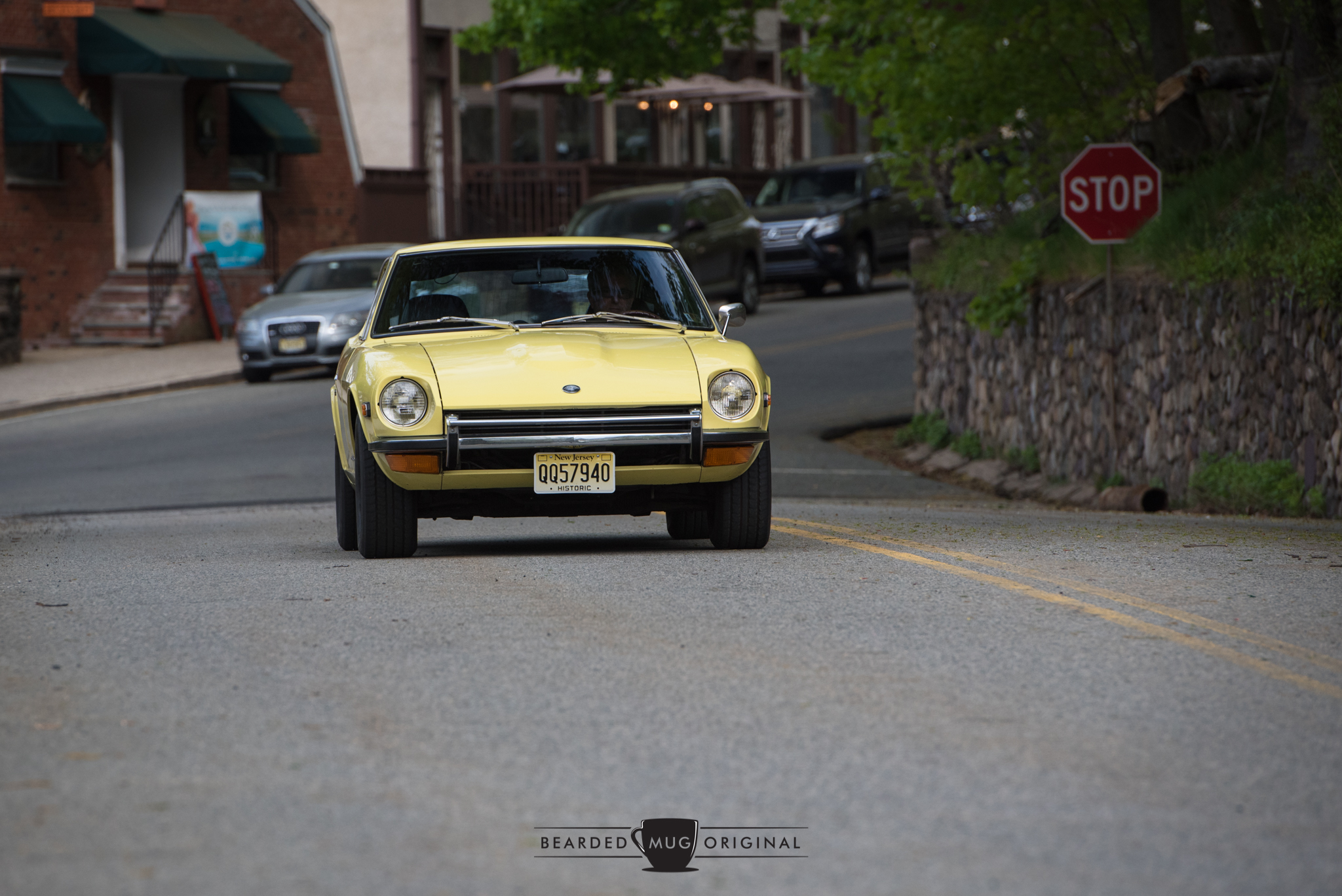 Datsuns ruled the day.