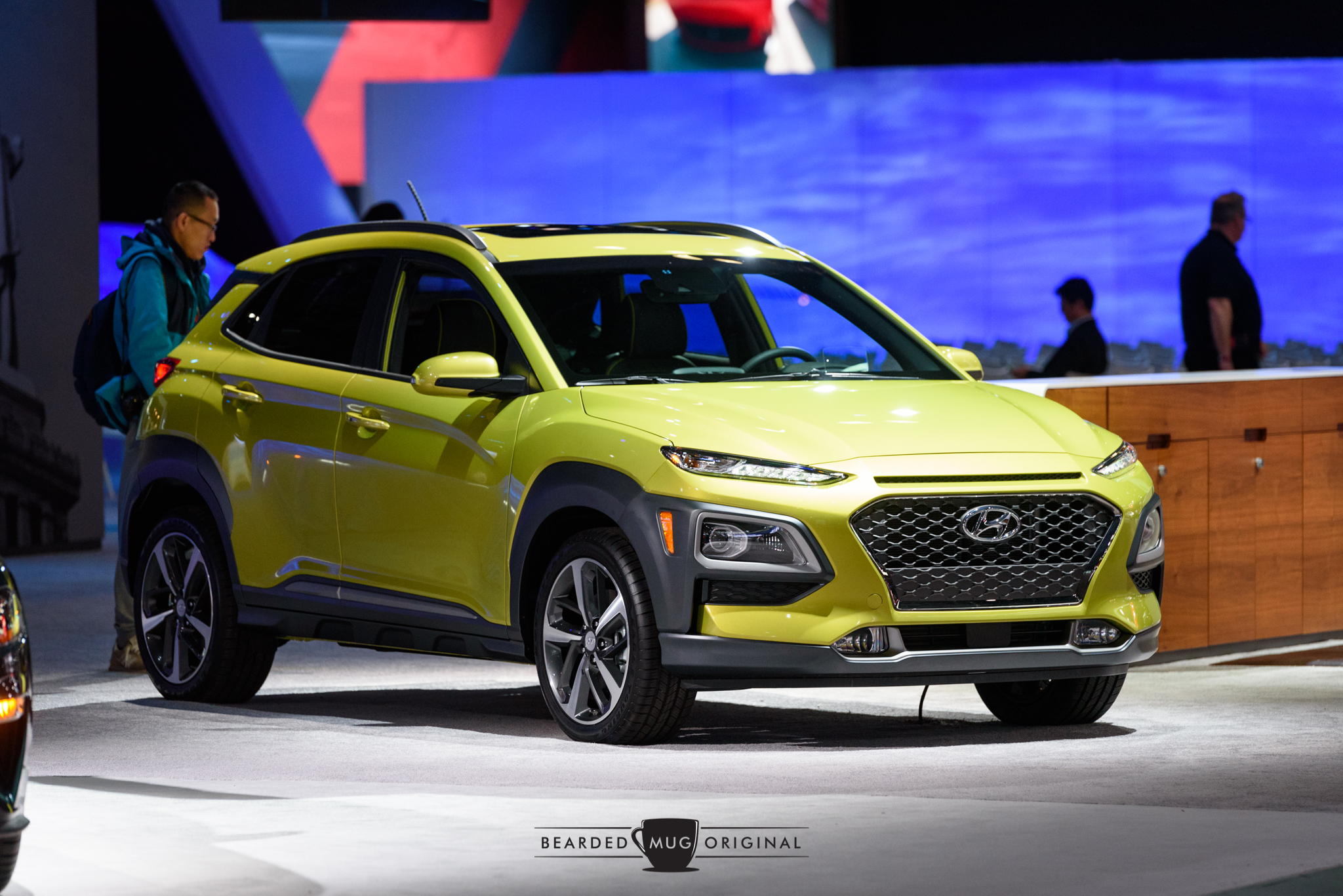 Hyundai is picking up where the Jeep Cherokee left off.