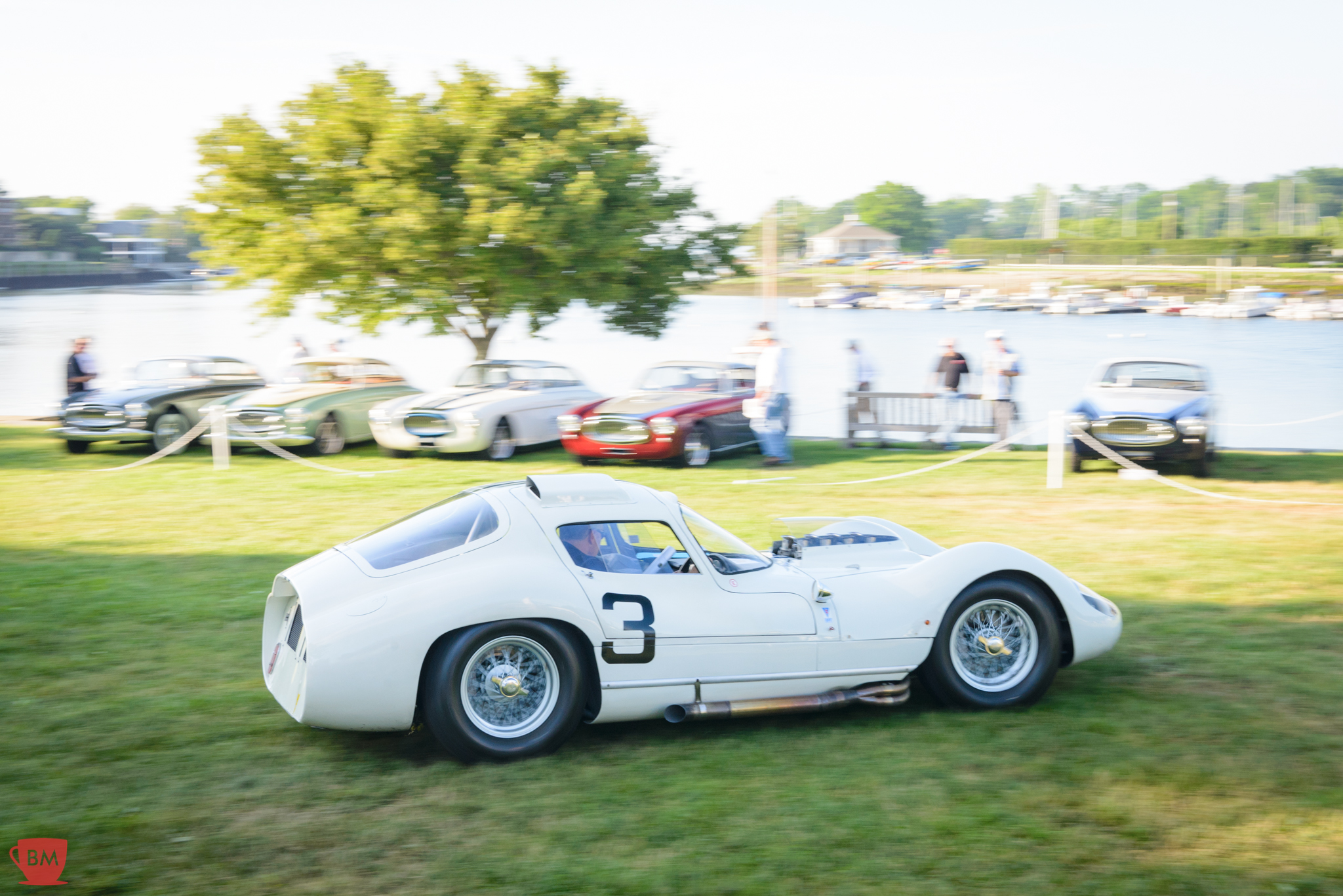 Greenwich Concours d'Elegance.