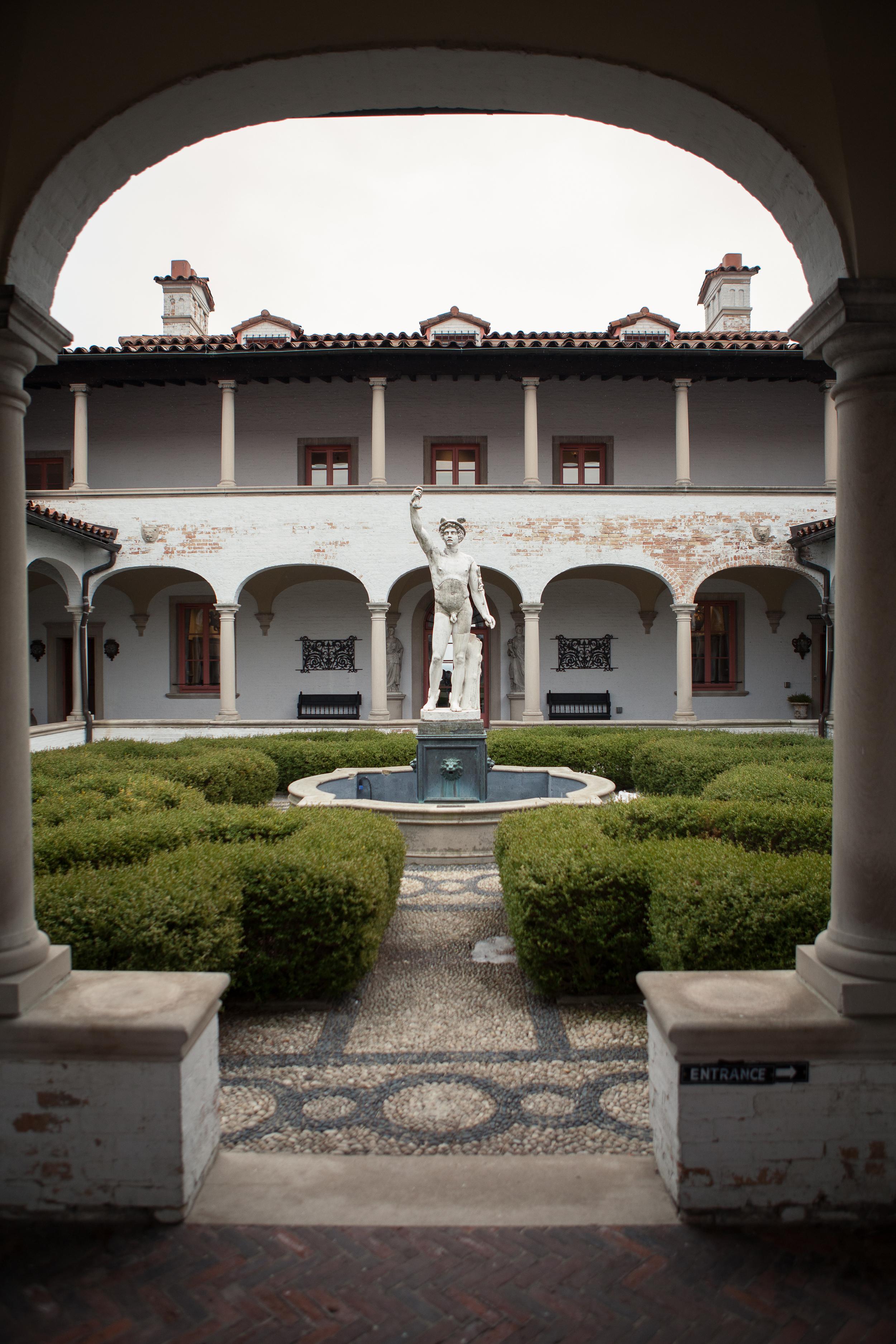 The Villa Terrace
