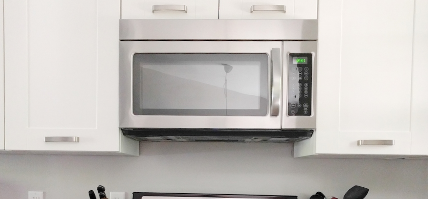 BETRODD Microwave $249.00 at IKEA