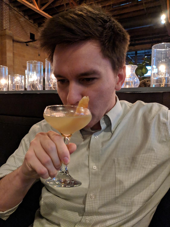ginny gin gin cocktail