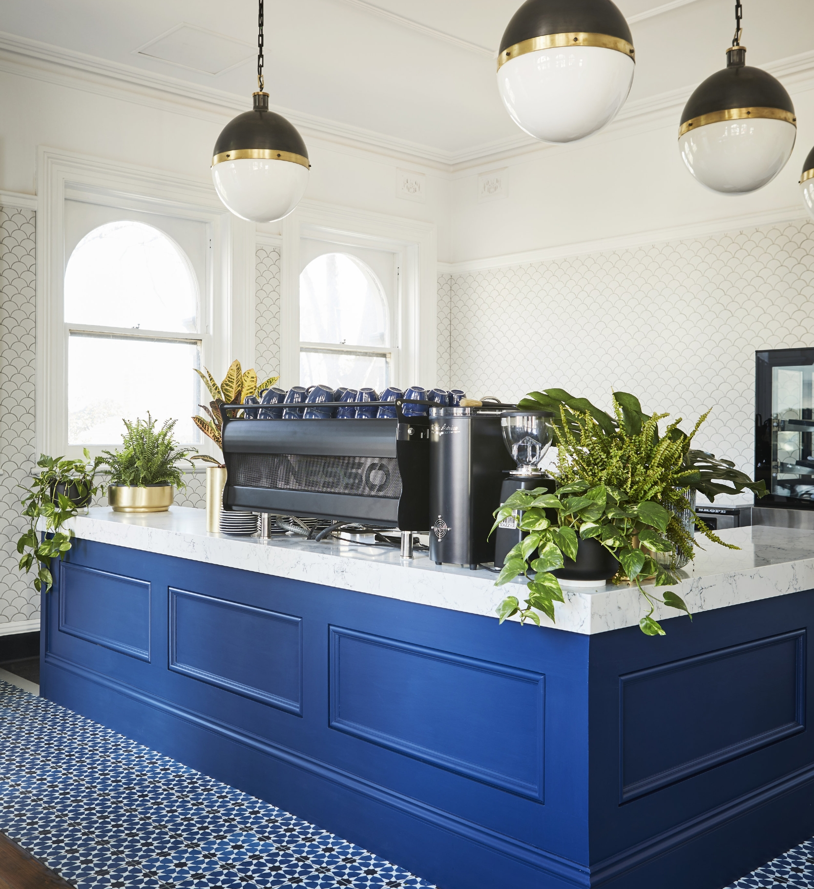 POST OFFICE CAFE: DESIGN+FITOUT