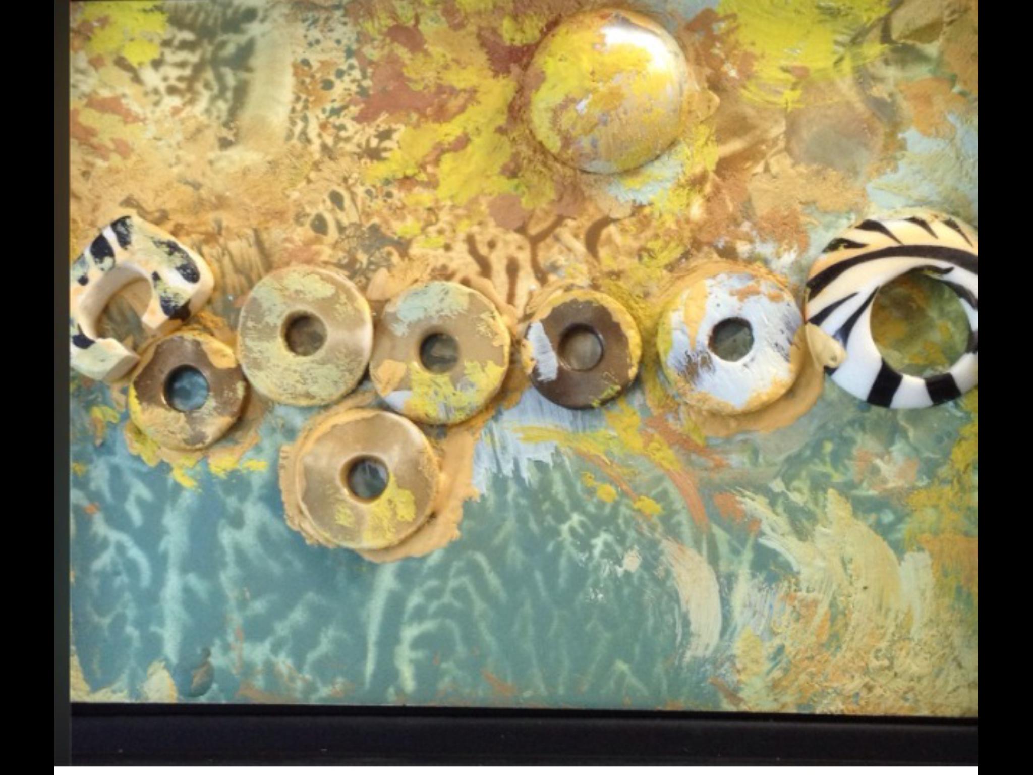 Bees Wax Encaustic