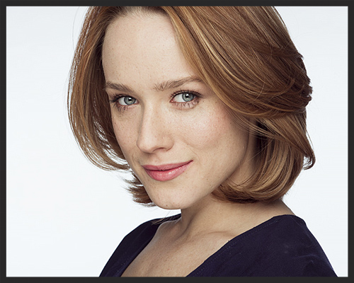 great actress headshot