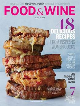 Featured on foodandwine.com