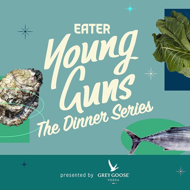 Next week! I'll be back in NYC, participating in the #eateryoungguns Dinner Series. Join me at Dekalb Market in Brooklyn for a punch-making class sponsored by @greygoose: super fun hands-on punch experiments, cocktails, food, and ridiculous GIFs in store. Tickets are available at: http://voxmediaevents.com/eygdinners19 (link also in bio!) See y'all there!