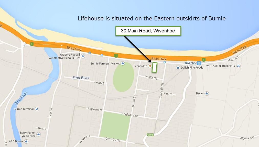 lifehouse burnie map.jpg