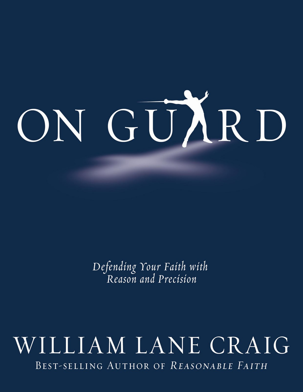On Guard - This concise training manual by a renowned scholar is filled with illustrations, sidebars, and memorizable steps to help you stand your ground and defend your faith with reason and precision. In his engaging style, Dr. William Lane Craig offers four arguments for God's existence, defends the historicity of Jesus' personal claims and resurrection, addresses the problem of suffering, and shows why religious relativism doesn't work. Along the way, he shares his own story of following God's call.This one-stop, how-to-defend-your-faith manual will equip you to advance faith conversations deliberately, applying straightforward, cool-headed arguments. You will discover not just whatyou believe, but whyyou believe—and how being On Guard with the truth has the power to change lives forever.Click here to purchase from Koorong