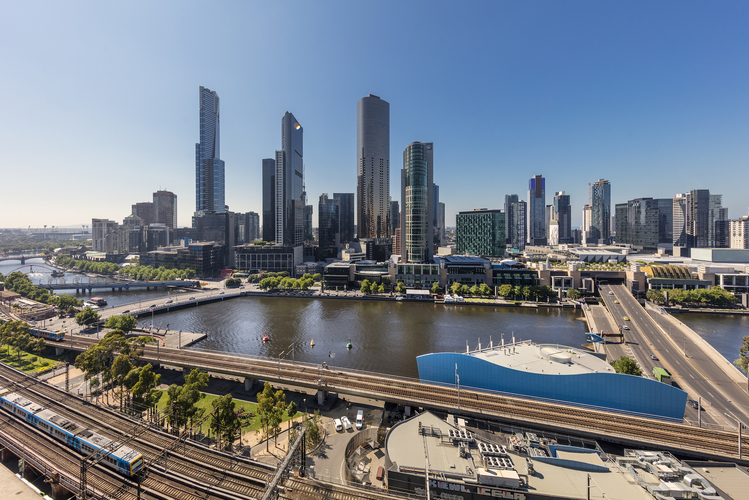 Melbourne hotel, motel sales and marketing consultant Riverside Apartments Melbourne