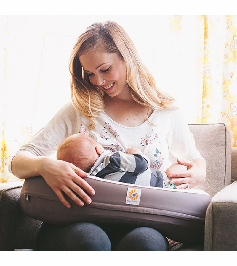 Natural Curve Nursing Pillow - From $55 from Ergobaby