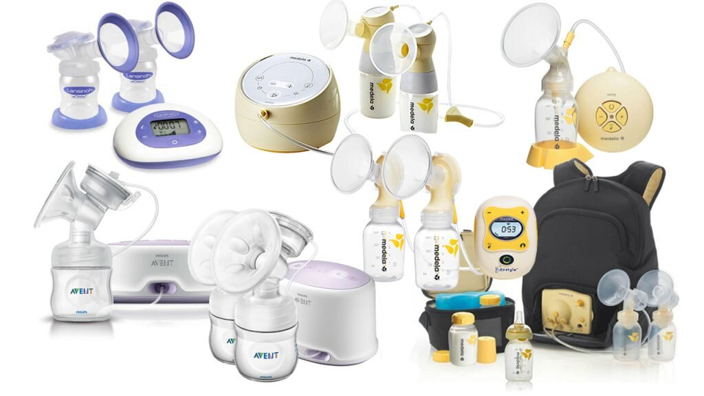 Choosing The Best Breast Pump Lillemer Breastfeeding Products