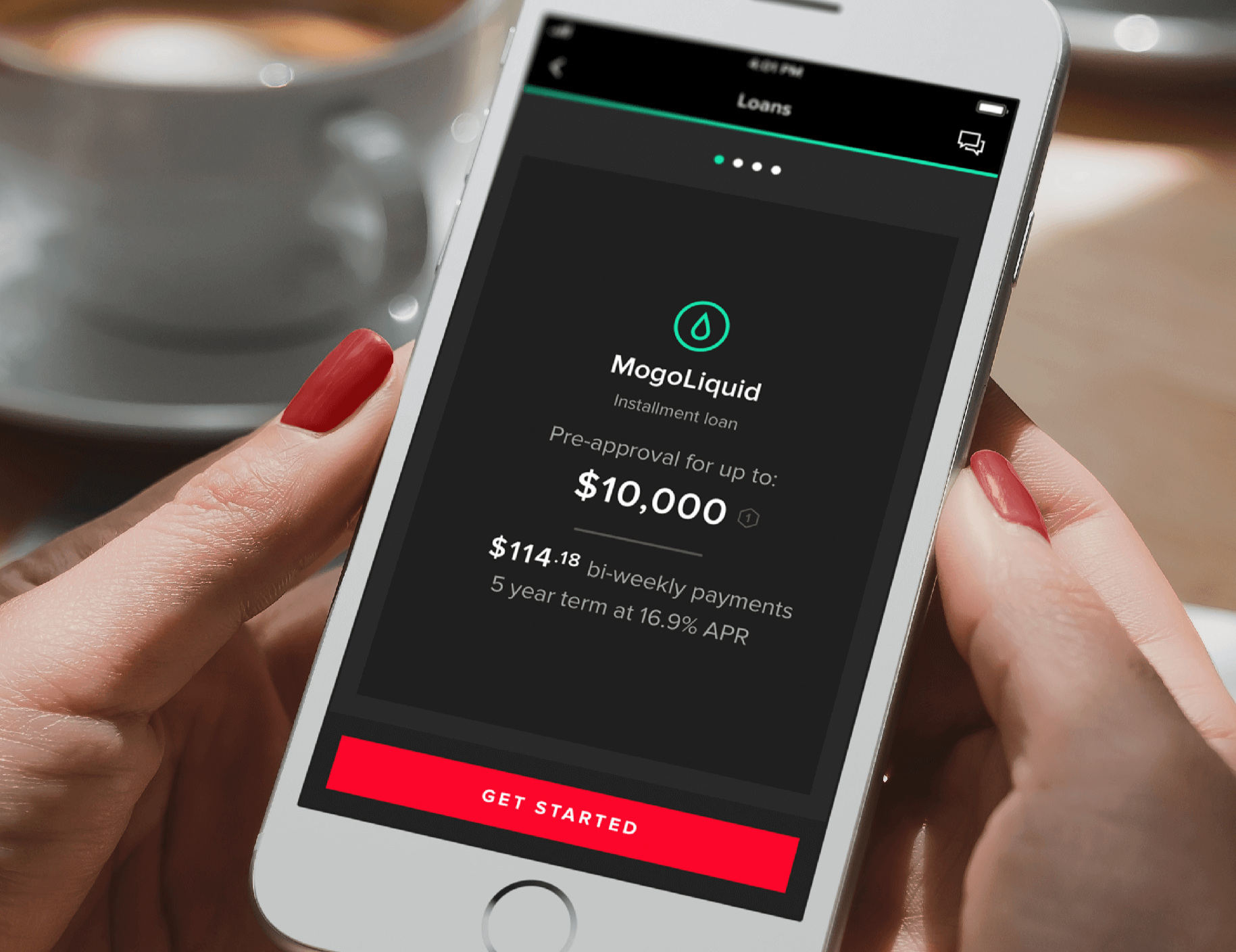 Digital Loan Application - The path to a fully digital loan experience
