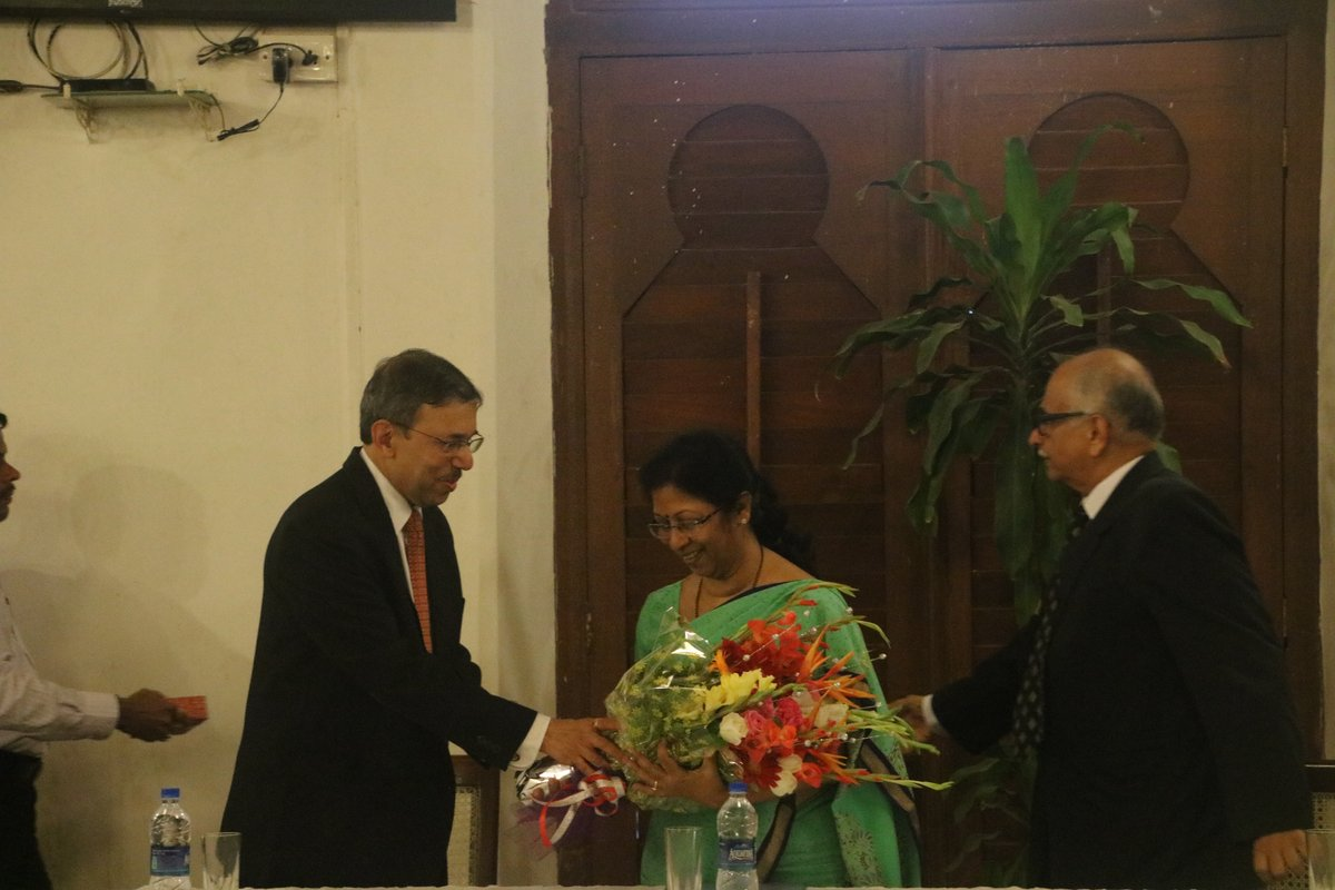 23/08/2016 - Welcome to Chief Justice Chellur