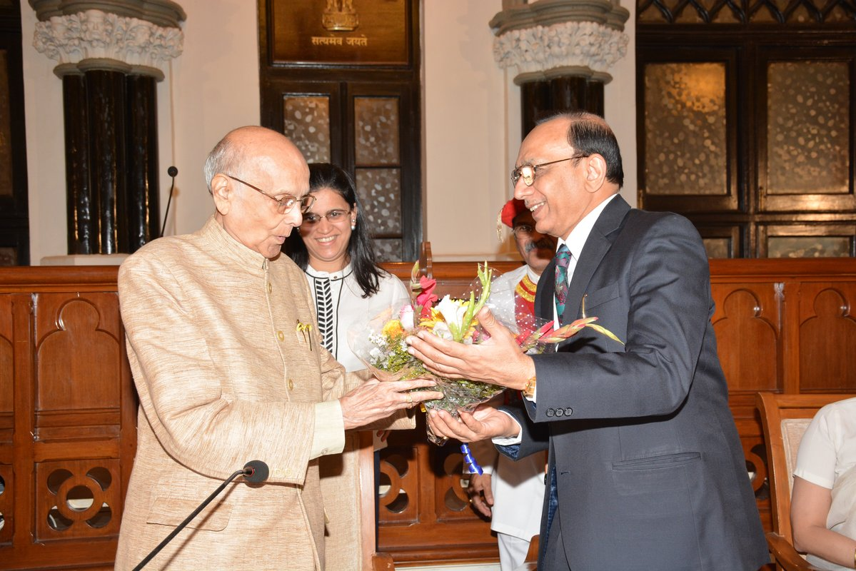09/03/2016 - Justice VD Tulzapurkar Memorial Lecture On Role Of Judiciary In The Evolving Social Order By Justice Dr. C.S. Dharmadhkari (Retd)