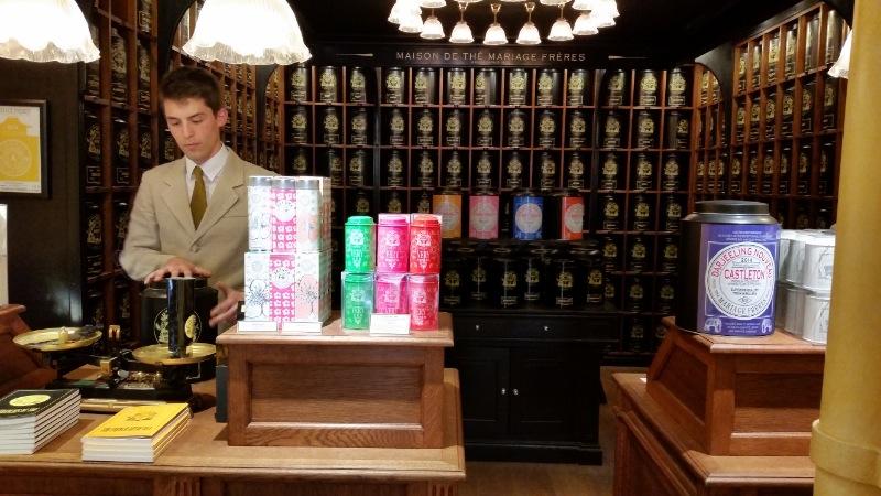 Tea Time    Mariage Frères - Maison de Thé à Paris