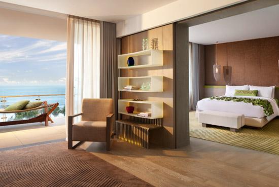 Seminyak, Bali  The W Hotel