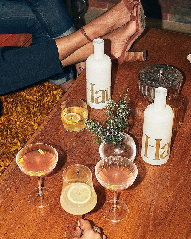 Guys, THANK YOU! It's only been a week and we already have thousands of people on the waitlist. Couldn't have done it without you. If you haven't joined yet, get on it     www.drink.haus 🍹