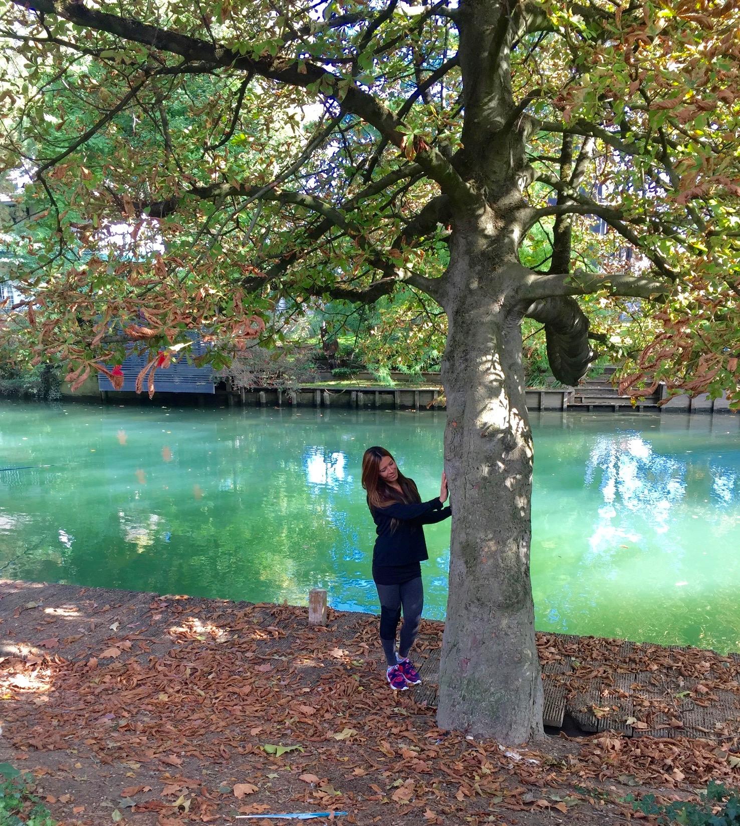 In France - Lac De Créteil.