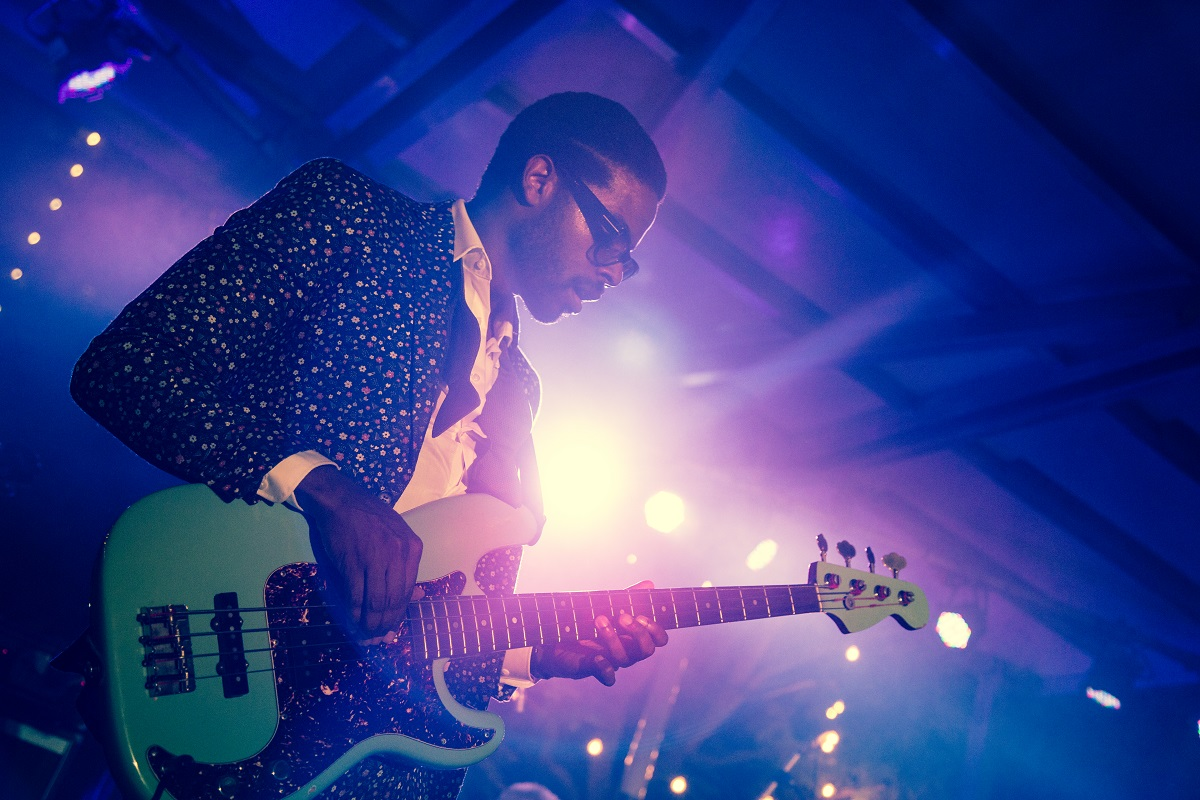 Adrian Younge -