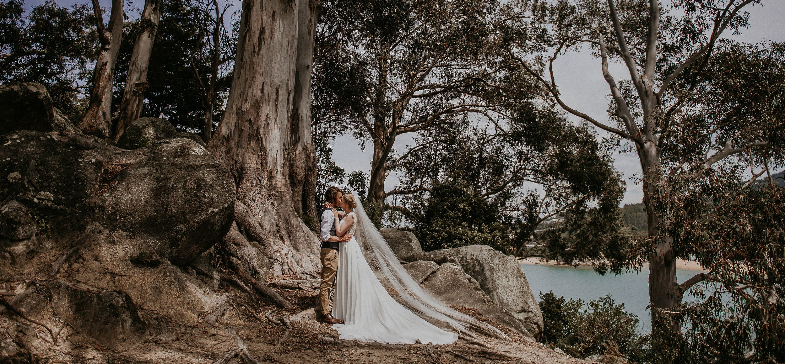 Melissa + Lachlan - The Granary at Founders Park - Nelson, New Zealand