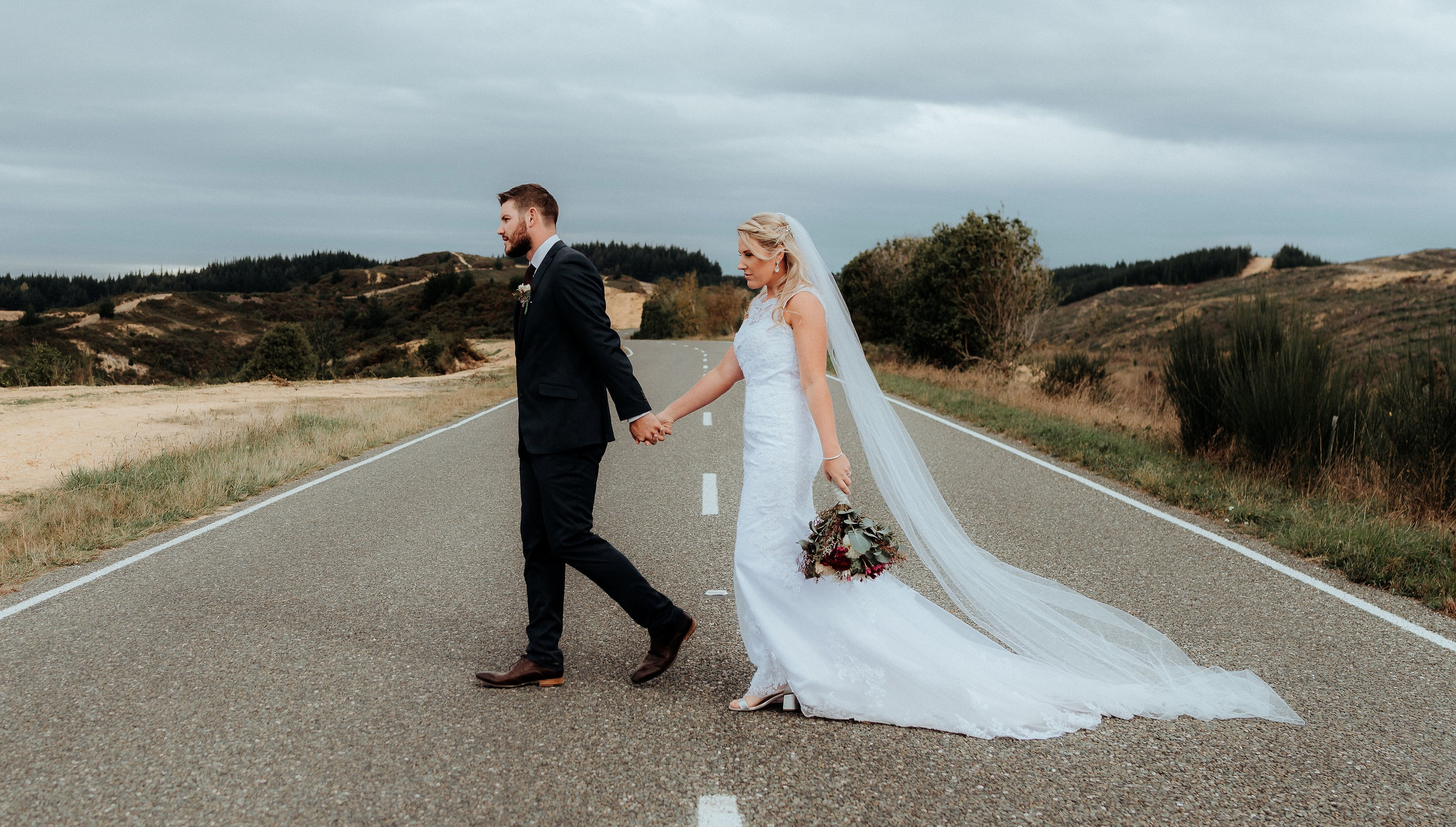 Becky + Dylan - The Honest Lawyer Monaco - Nelson, New Zealand